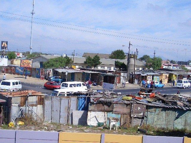 Kåkstadstur Khayelitsha