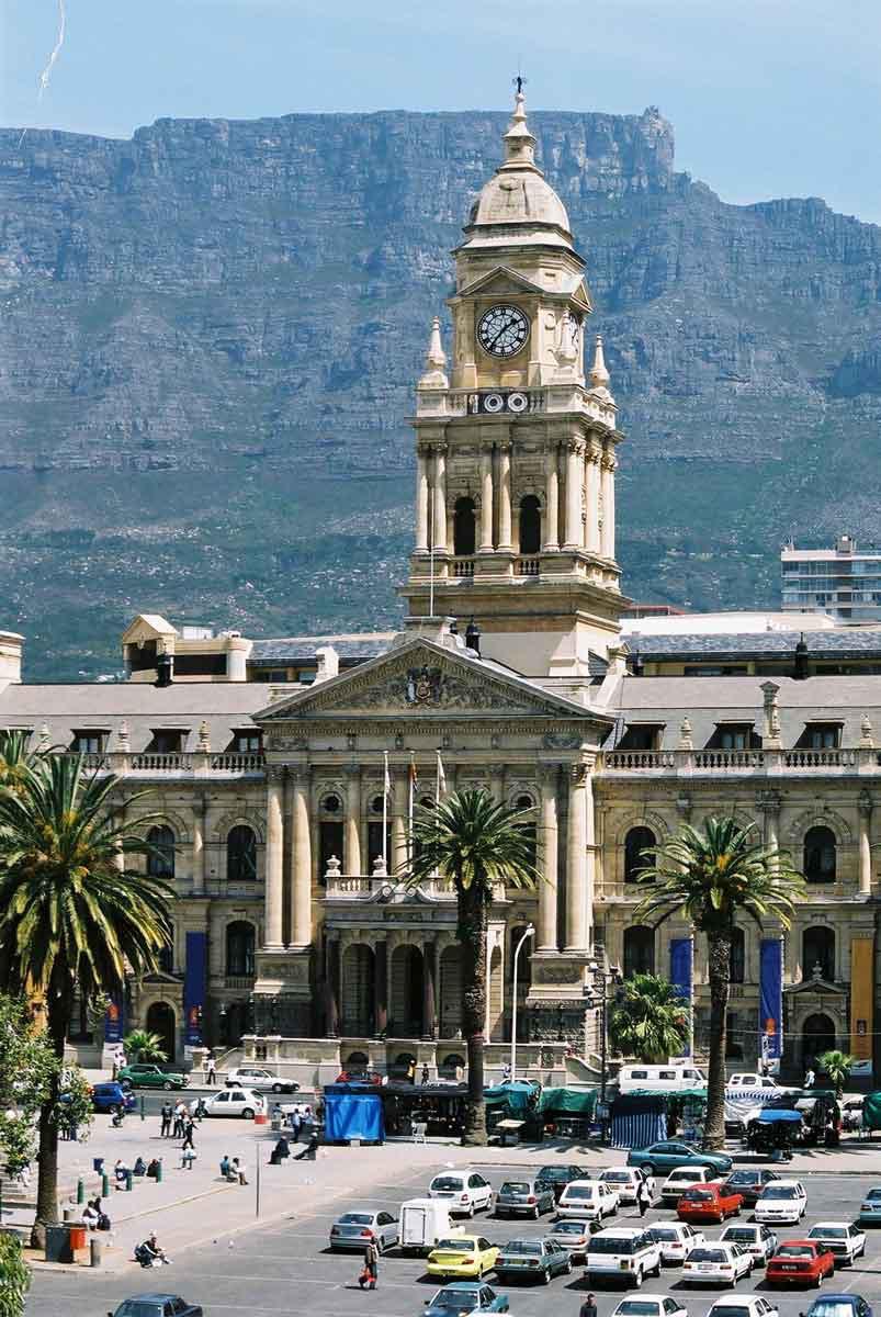 Kapstaden Stadstur