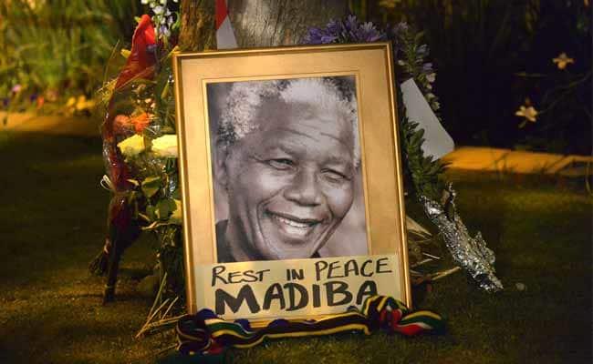 Nelson Mandela Sydafrika