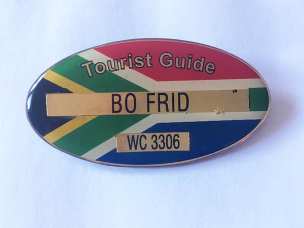 Bo Frid Registrerad turist guide