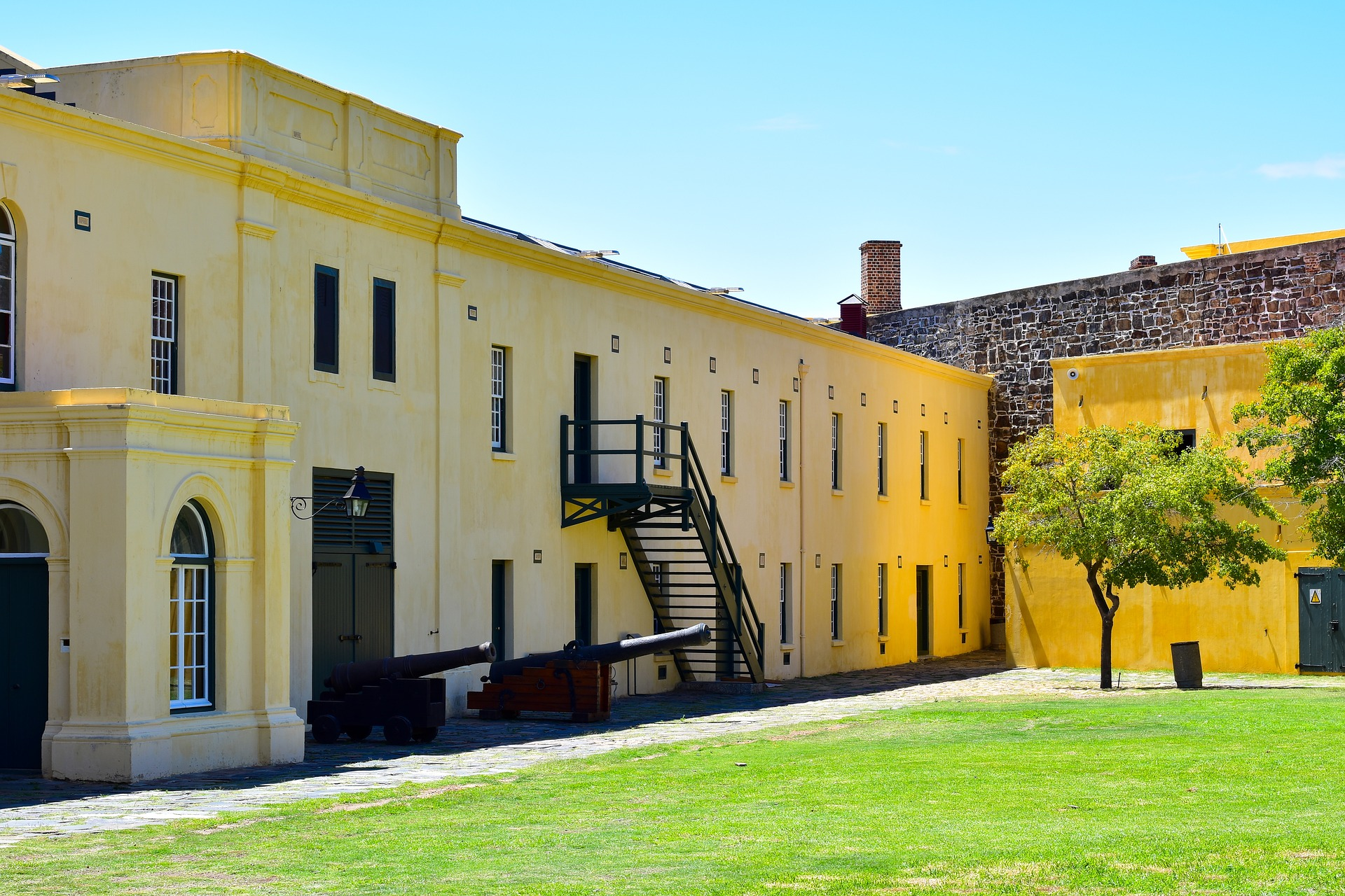 Castle of Good Hope Kapstaden Sydafrika