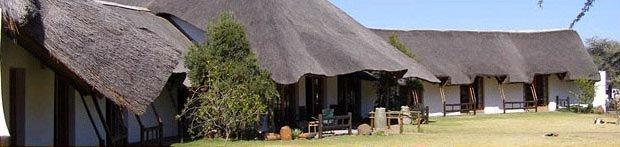 Imbasa Safari Lodge