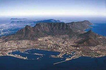 Kaphalvön Sydafrika