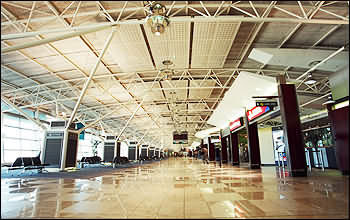 Flygplatsen - CPT