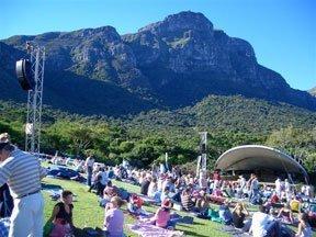 Kirstenbosch Sommar Konsert