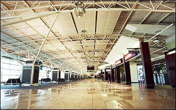 Flygplatsen — CPT