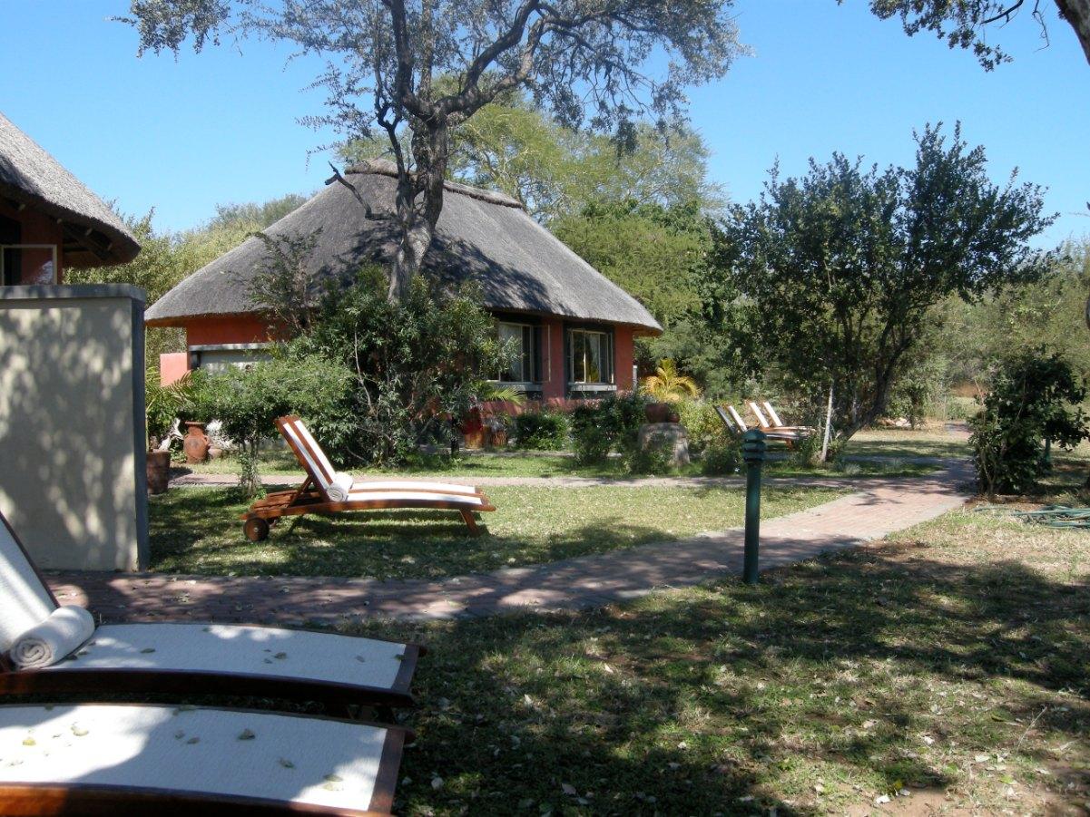 Mohlabetsi Safari Lodge Rondawel