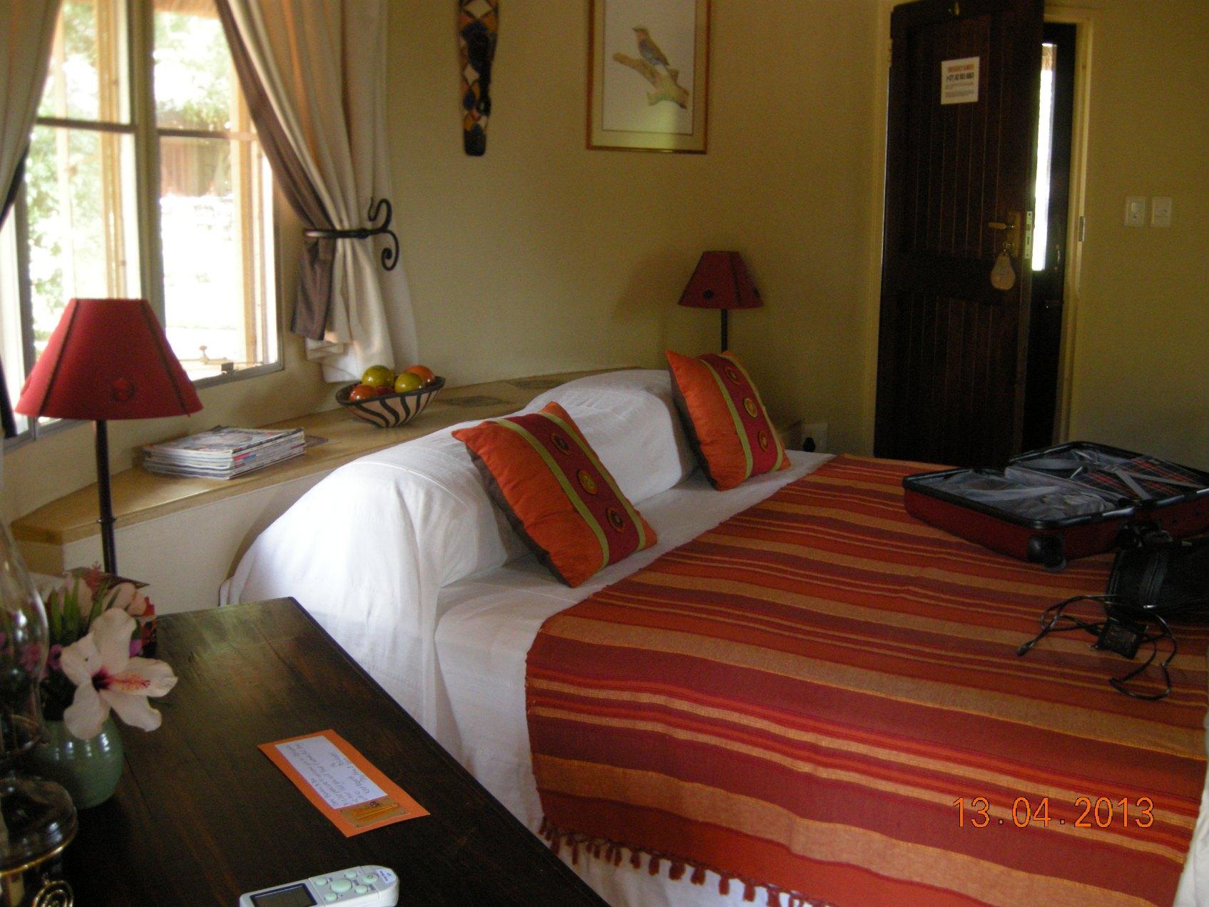 sovrum Mohlabetsi Safari Lodge