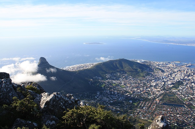 Lions Head Kapstaden
