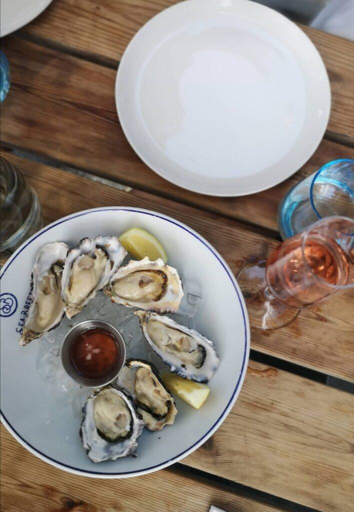 äta och dricka i Kapstaden