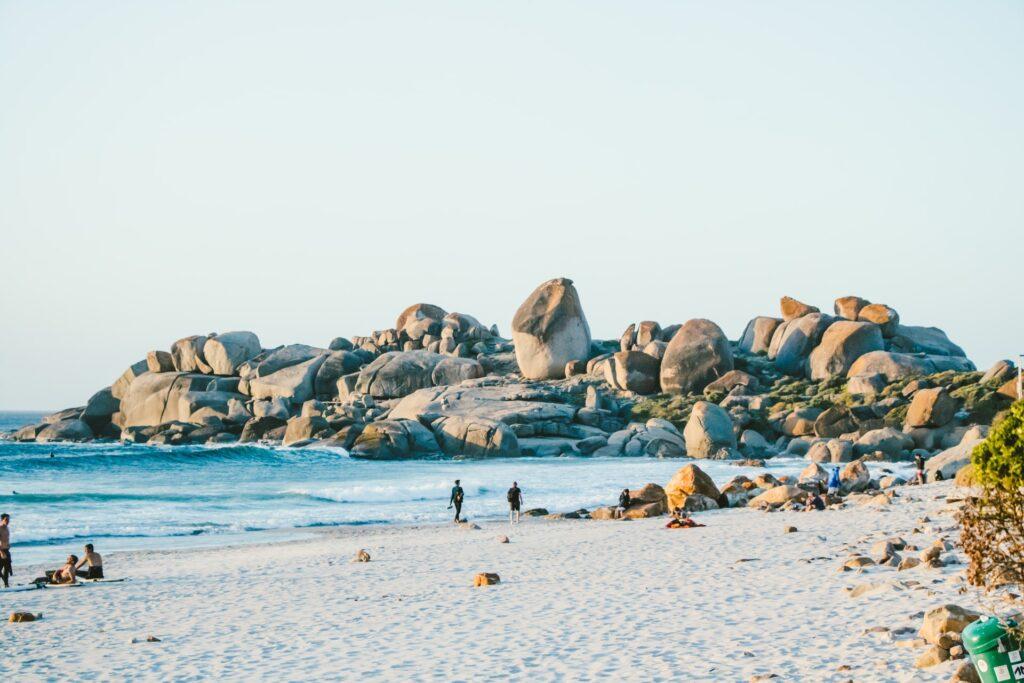 llandudno beach by Louis Smit from Unsplash