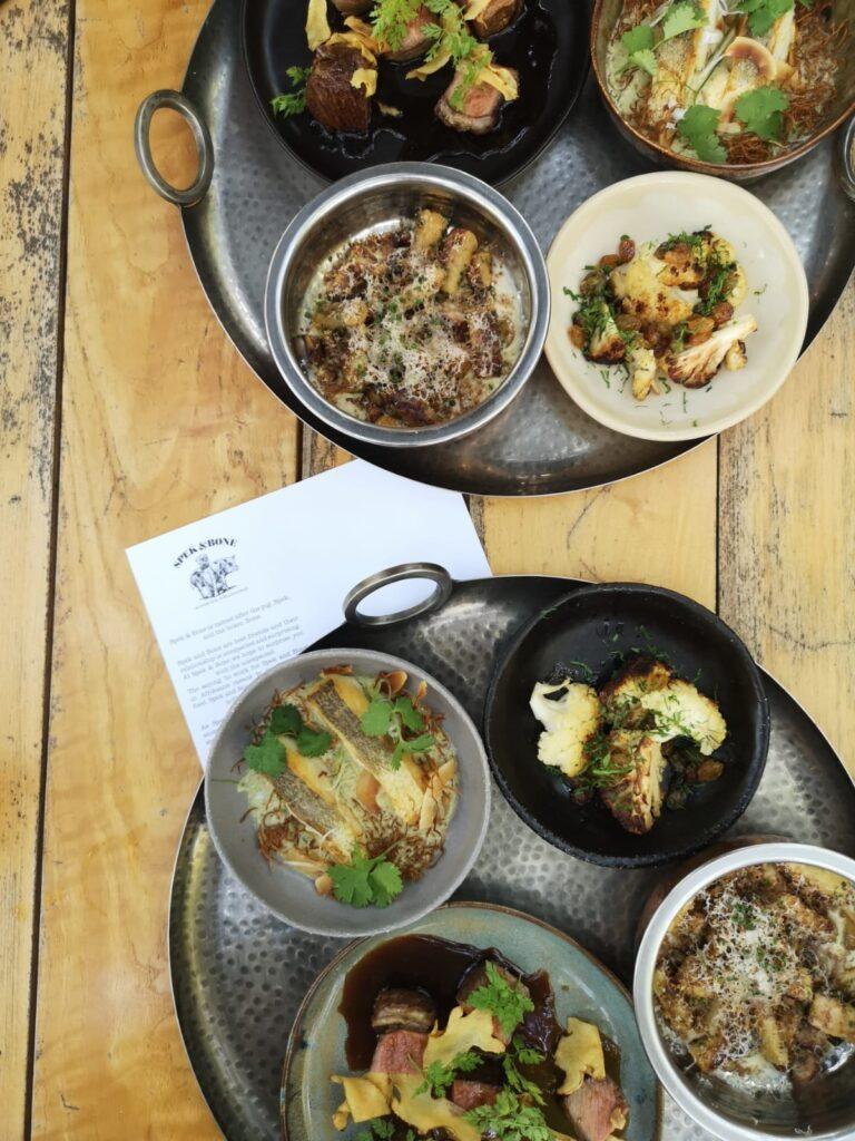 spek and bone restaurang i stellenbosch