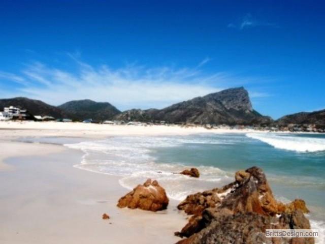 Pringle Bay beach newest